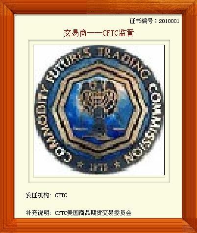CFTC监管
