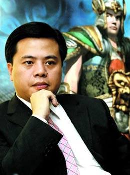 陈天桥:盛大游戏营收创记录