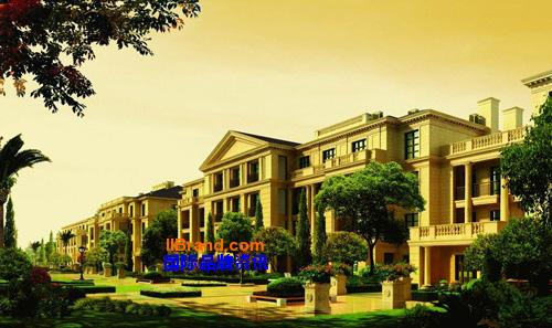 广州大一,南京钟山国际高尔夫别墅,汤臣一品三个豪宅楼盘名列前三.