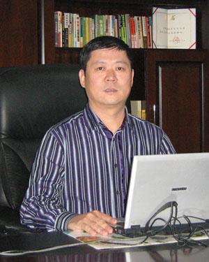 雅诺斯总裁:汪志清