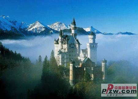 童话秘境,欧洲五大最美丽的古堡