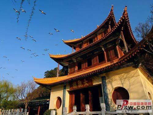 中国最美的六大名楼
