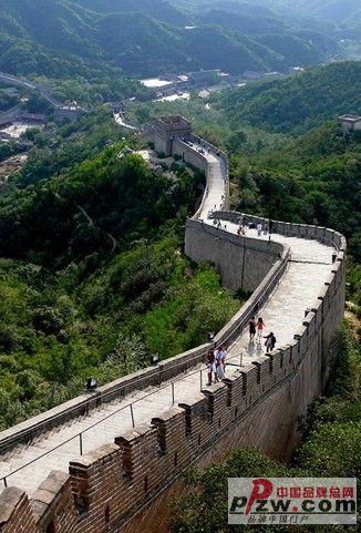 中国十大名胜古迹之万里长城