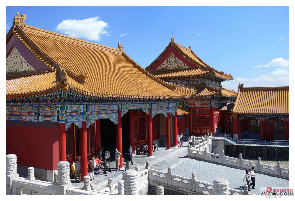 中国十大名胜古迹之北京故宫