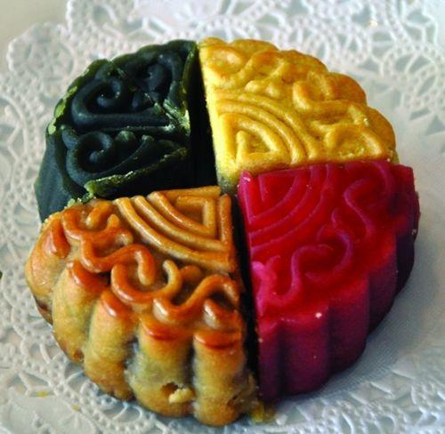 """2010今年月饼流行""""色"""""""