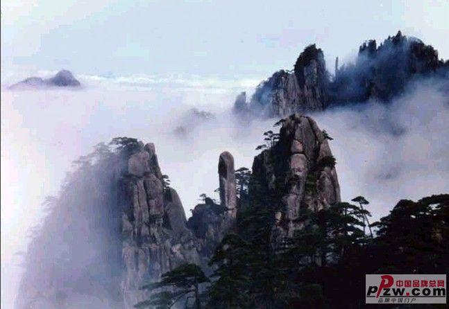 中国十大名胜古迹之安徽黄山