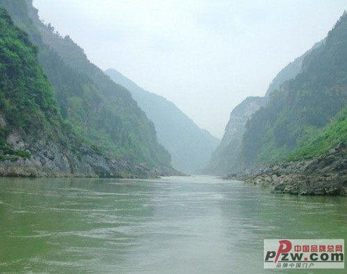 中国十大名胜古迹之长江三峡