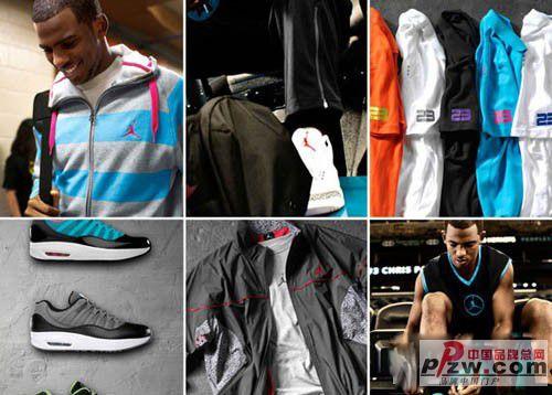 乔丹 保罗/保罗倾情加盟鞋业品牌乔丹春季新款鞋服广告大片