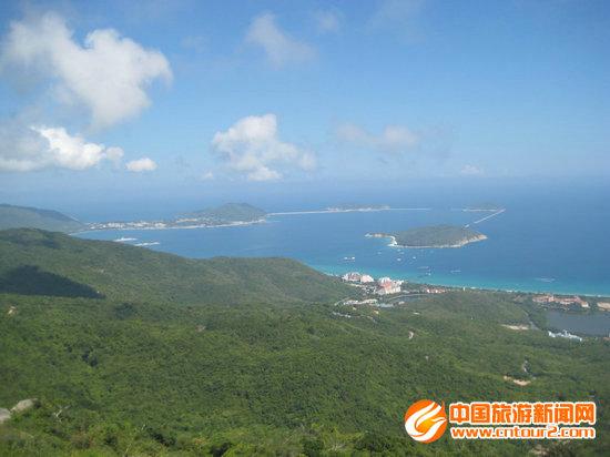 海南的阳光海滩(图)