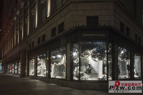 奢侈品商店顶级橱窗大赏