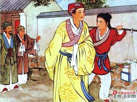 中国古代民间四大传说排行榜图片