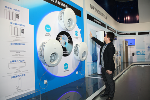 海尔空调:热舒适研究中心给用户的三大利好