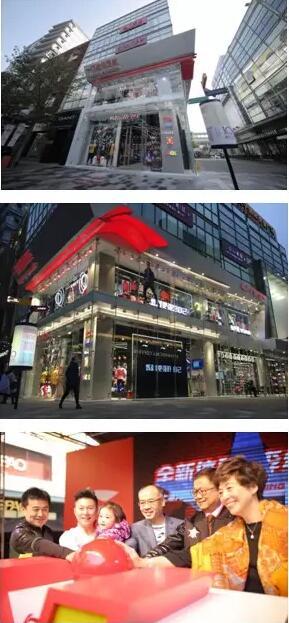 """李宁大打""""体验牌""""华东地区首家品牌体验店开业"""