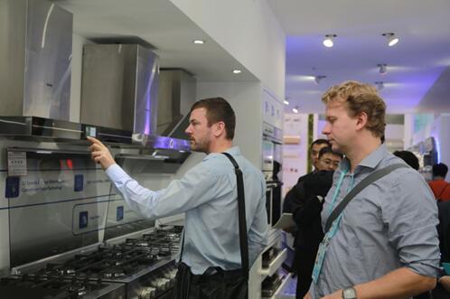 海尔厨电前8月中东非市场6倍增长 增速最快
