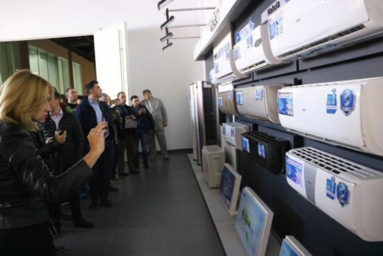 海外创牌收获期:海尔空调俄罗斯市场NO.1