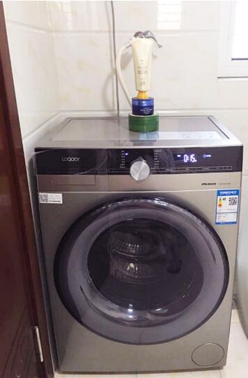 统帅洗衣机创新交互模式孵化首批平衡造型挑战者