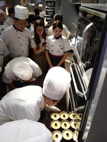 海尔厨电全国举办烘焙交互活动探索社群新经济