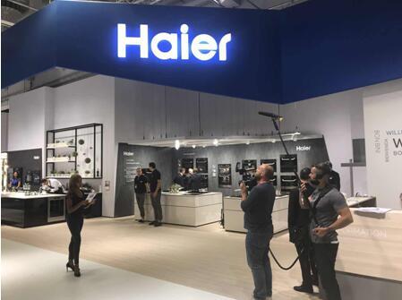 高端智能成溢价点海尔厨电前8月市场增幅66%