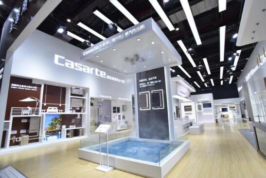 "CIKB2018:卡萨帝开启""一站式""全嵌入家电时代-焦点中国网"