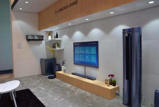 智能单品触及天花板 海尔CES展成套智慧空气方案破局