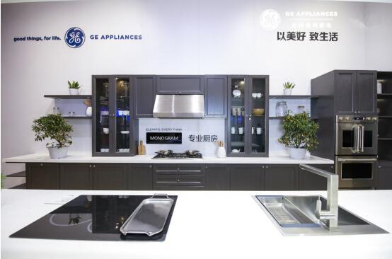 美国GE Appliances厨电原装进口中国推动消费升级 时间:2018-12-06 17:36:13来源: