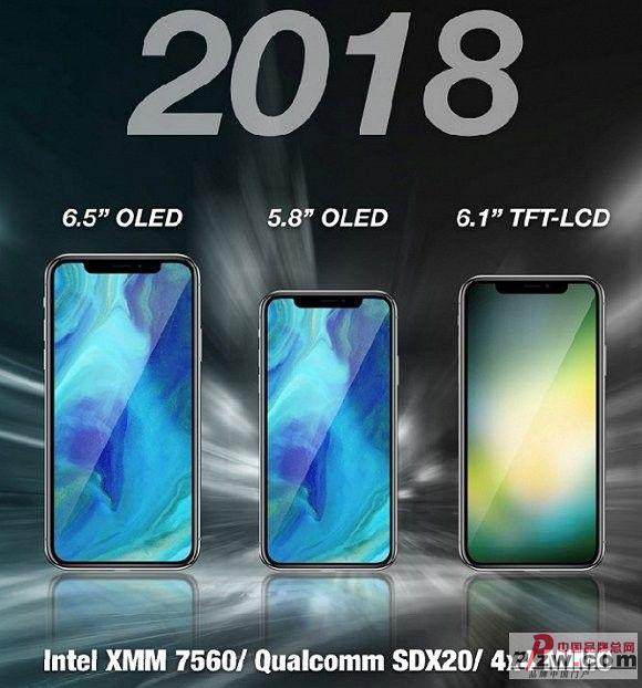 """这是""""2018年苹果新品发布""""清单"""