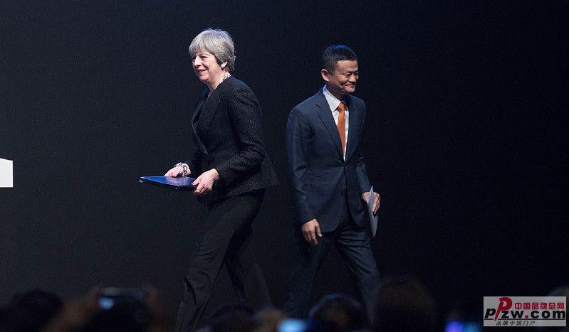 马云:曾不理解英国脱欧,但中英两国正在全球化信任的路上