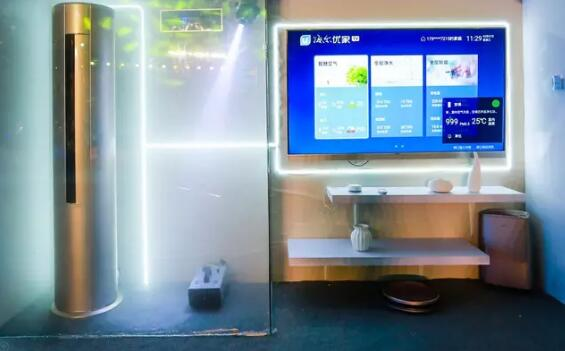 海尔6000+智慧家庭体验店布局,引发智能家居区隔