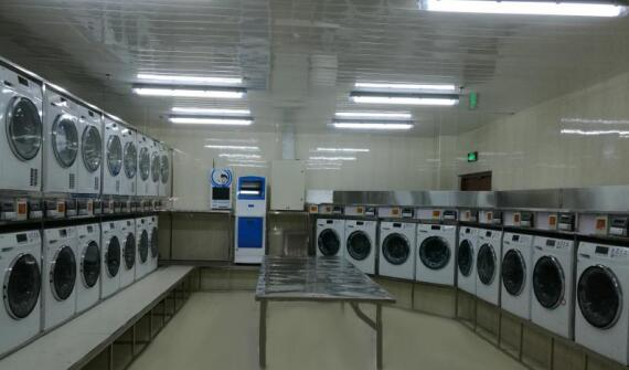 """海尔衣联网发布""""自助水洗门店标准"""" 填补共享洗衣行业空白"""