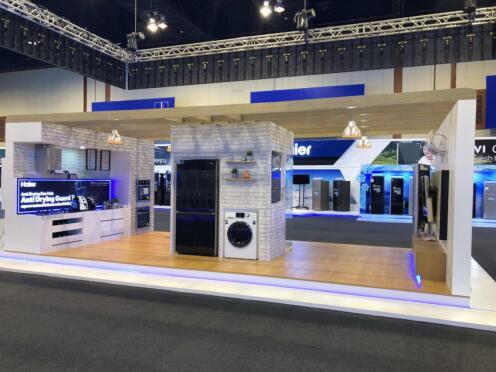 海尔泰国发布12款冰洗新品高端转型再加速