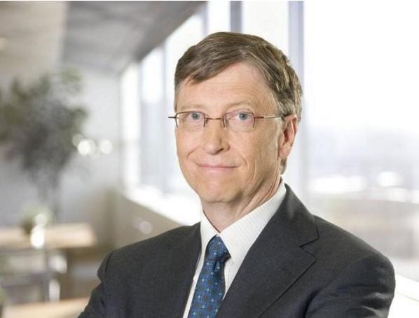 捐赠超350亿美元比尔・盖茨:这些钱是多余的