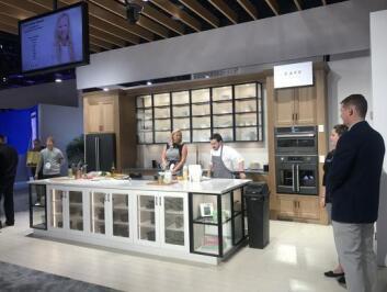 GE Appliances落地智慧家庭 CES展6大智慧厨房套系
