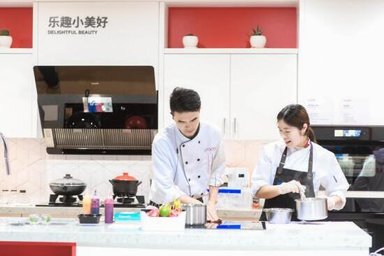 Leader烟机智能屏将实现厨房家电的智慧互联-焦点中国网