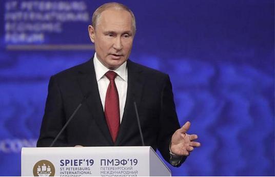 华为刚与俄运营商签5G合同,普京出面为华为抱不平