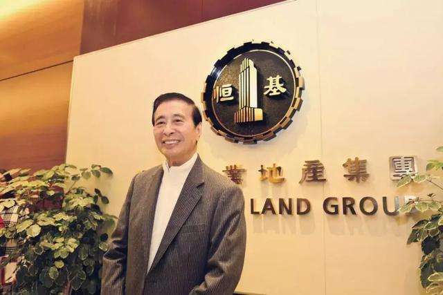 香港地产大亨李兆基宣布退隐