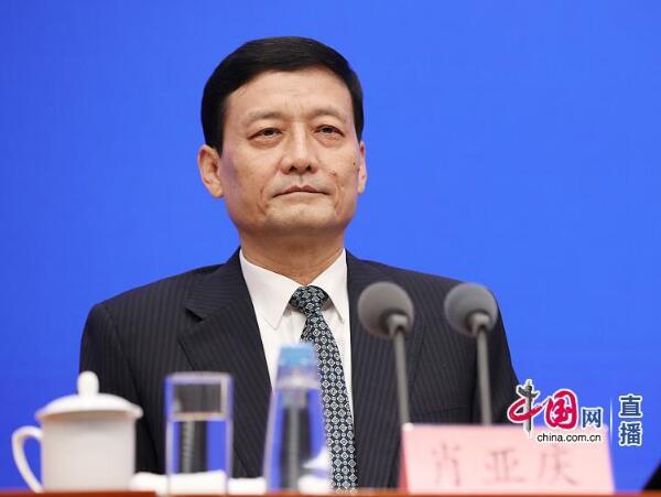 肖亚庆:我国制造业连续11年位居世界第一