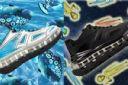 """图片:""""老爹鞋""""有市场吗?TripleS设计师推出运动鞋品牌"""
