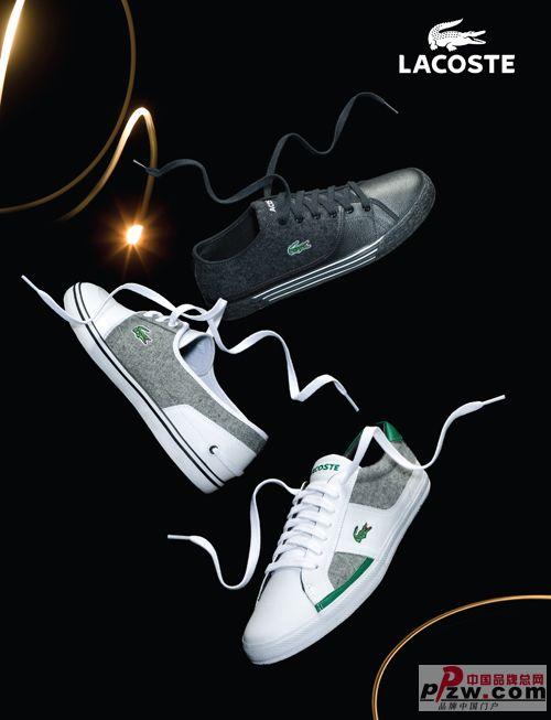 lacoste2010秋冬男士运动鞋
